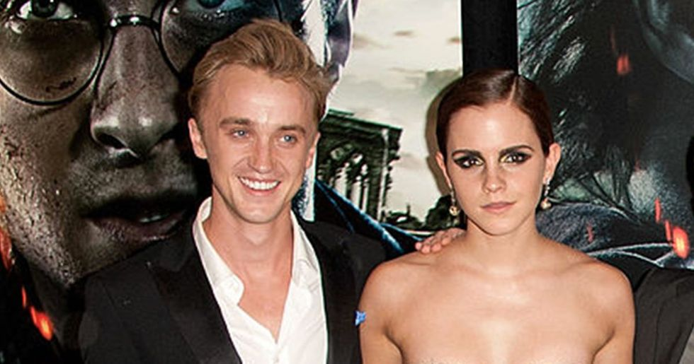 People Think Tom Felton and Emma Watson Just Confirmed They're Dating With Instagram Post