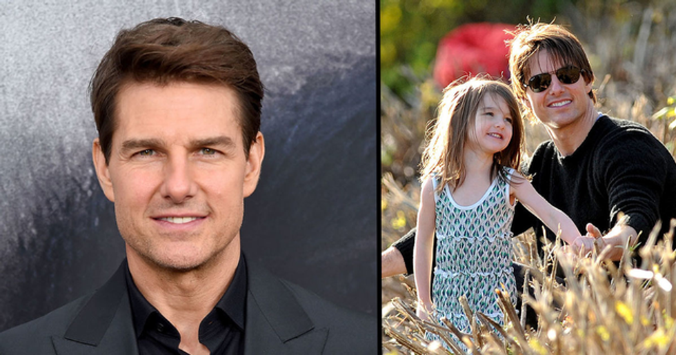 Tom Cruise Hasn't Been Seen With Daughter Suri for Six Years