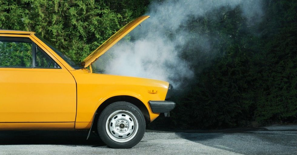 Jimmy Fallon Asked People to Share Their Worst Car Fails, and Boy Did They Deliver