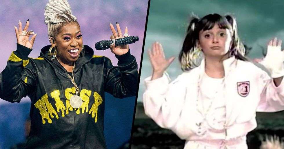 Missy Elliott Brought out Alyson Stoner From 'Work It' Video to Perform at VMAs