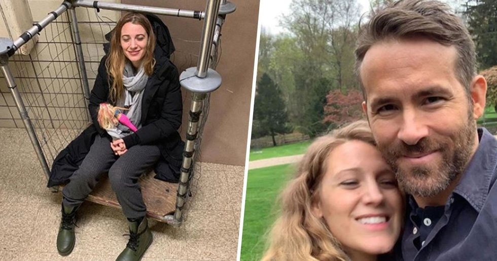 Ryan Reynolds Shares Gallery of 'Unflattering' Photos to Troll Blake Lively on Her Birthday