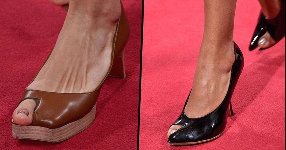 'Big Toe Shoes' Are the Latest Footwear Trend