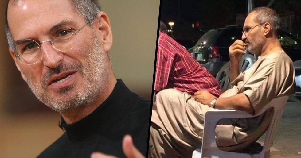 Steve Jobs Is Alive and Living in Egypt, According to Conspiracy Theorists