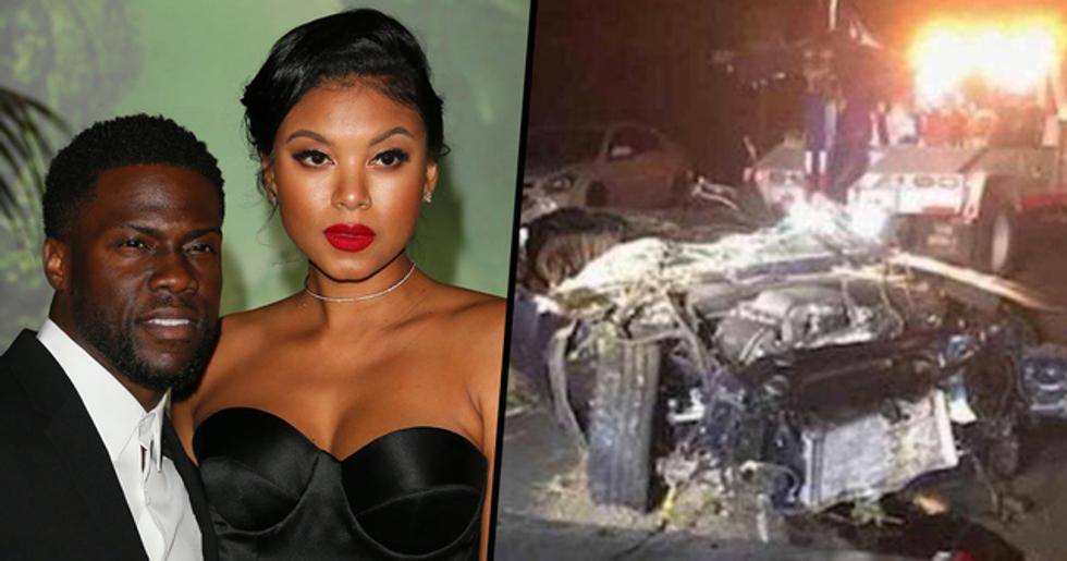 Kevin Hart's Wife Shares Update After Horrific Crash