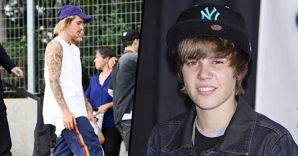 Justin Bieber Left Suicidal After Heavy Drug Use