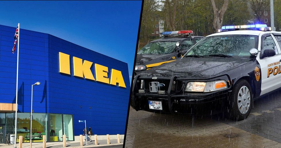 Police Called to Shut down Huge Game of Hide and Seek in IKEA