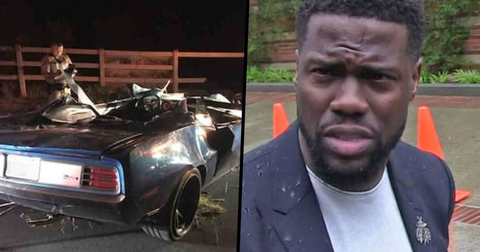Kevin Hart Undergoes Surgery after Car Crash