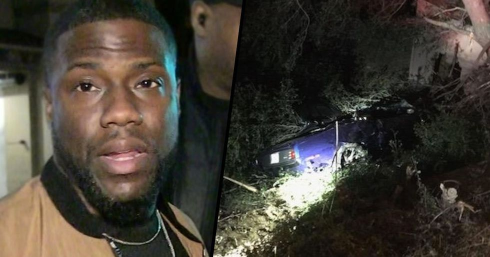 Kevin Hart Will Require Months of Rehab After Car Crash