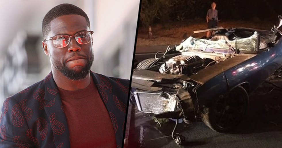 Kevin Hart's Horrific Injuries Have Finally Been Revealed