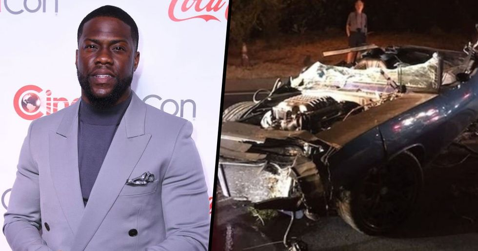 Full Extent of Kevin Hart's Injuries Revealed as He 'Goes Through Hell'