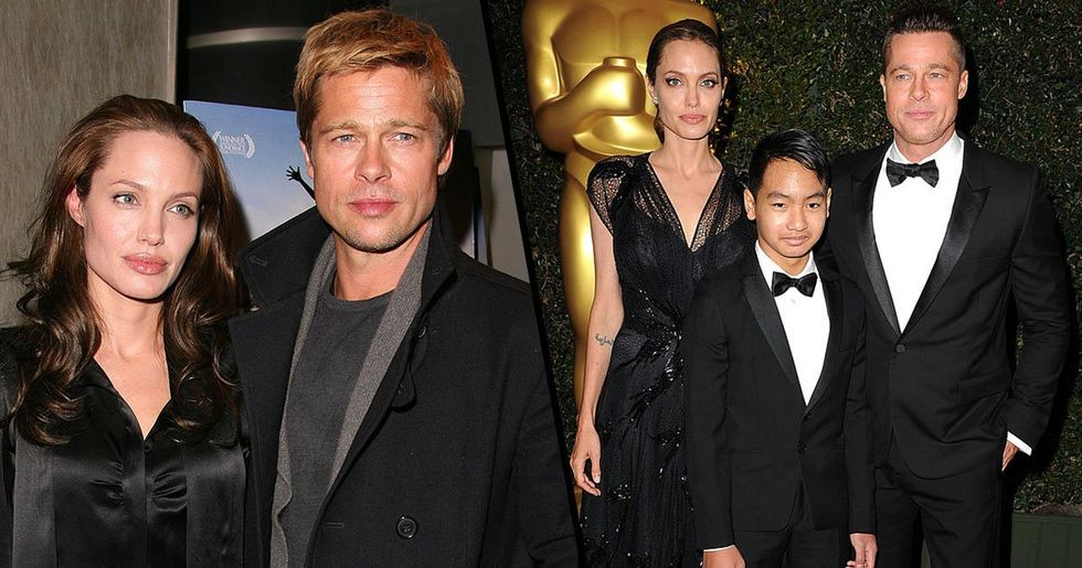 Angelina Jolie's Son Breaks Silence on Relationship With Dad Brad Pitt