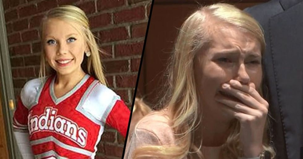 Cheerleader Who Buried Baby in Backyard Found Not Guilty of Murder