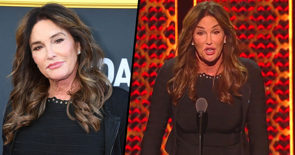 Caitlyn Jenner Ridiculed With Transphobic Jokes During Alec Baldwin Roast