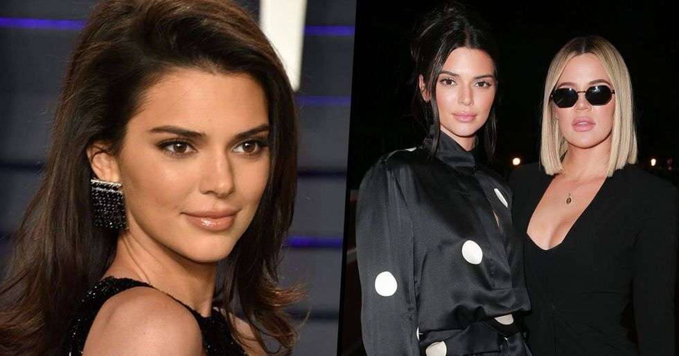 Kendall Jenner Savagely Shut Down Khloé Kardashian When She Said They Look Like Twins