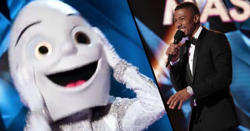 First Two Stars Unmasked on 'The Masked Singer' Premiere
