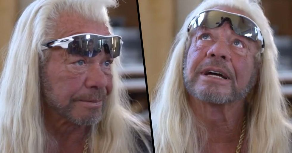 Dog The Bounty Hunter Diagnosed With Life-Threatening Condition