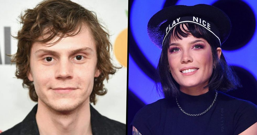 Halsey And Evan Peters Are Finally In A Relationship