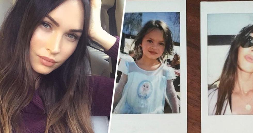 Megan Fox Defends Son's Decision to Wear Dresses