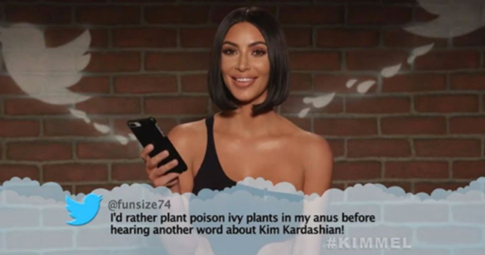 Jimmy Kimmel's Mean Tweets Are Back And They're More Brutal Than Ever