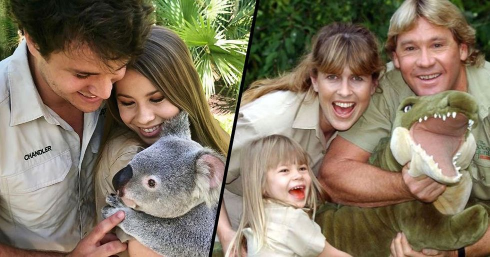 Steve Irwin's Daughter Bindi Says She's Walking 'Down the Aisle With a Koala'