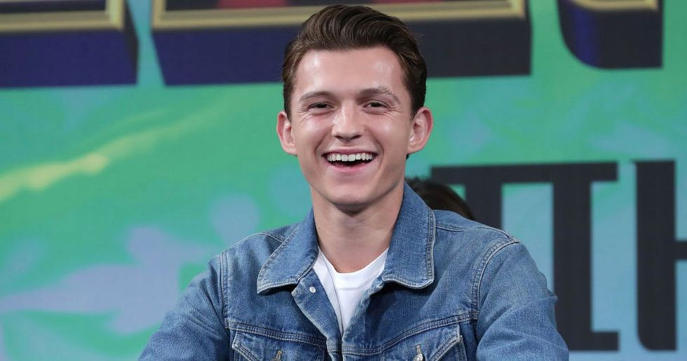 Tom Holland Has Shaved His Head and People Are Not Happy