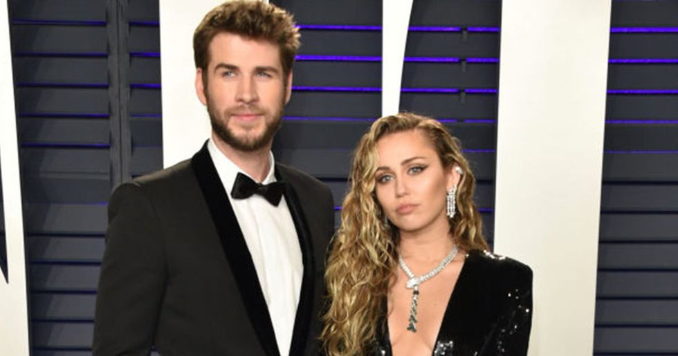 Miley Cyrus Reveals The Brutal Thing Liam Did After Split