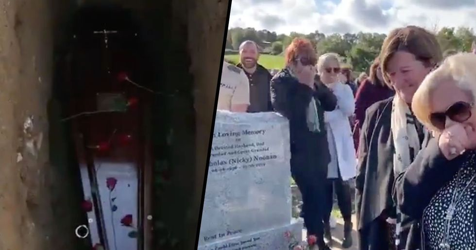 Man Pre-Records Message to Play at His Funeral and Leaves Mourners in Hysterics