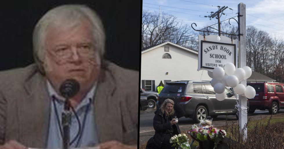'Nobody Died at Sandy Hook' Author Must Pay Victim's Dad $450,000