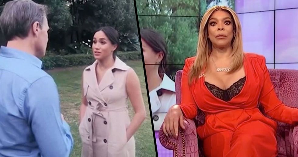 Wendy Williams Says Nobody Feels Sorry for Meghan Markle
