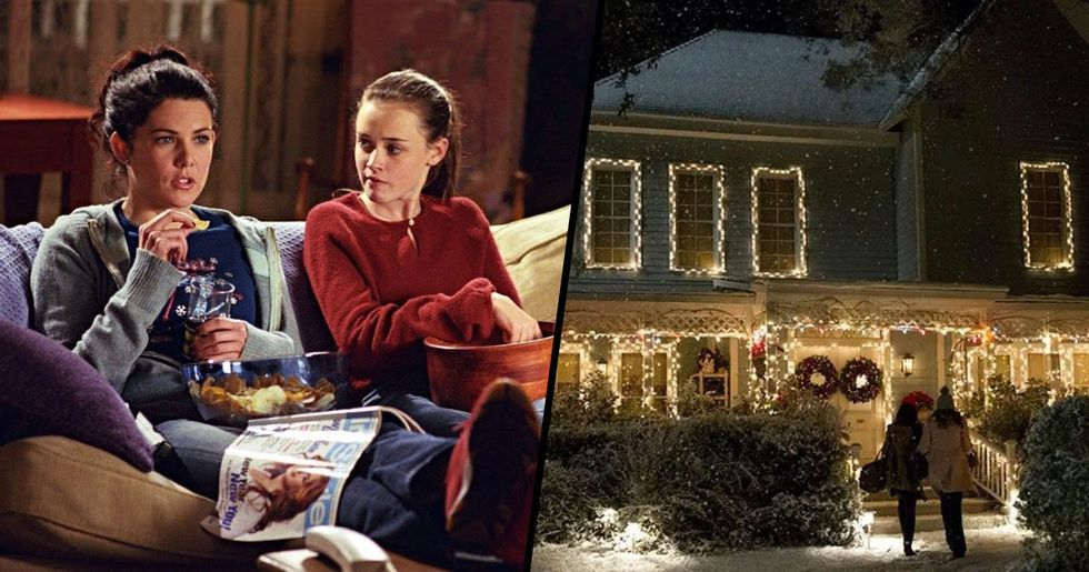 'Gilmore Girls' Fans Can Eat Lunch at Lorelai's House in Stars Hollow This Christmas