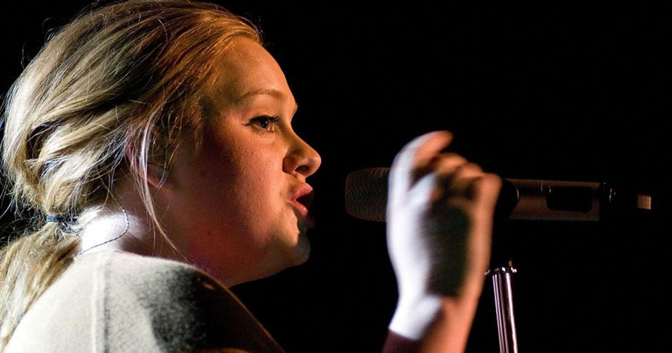 Adele Looks Unrecognizable Showing Off Incredible Weightloss