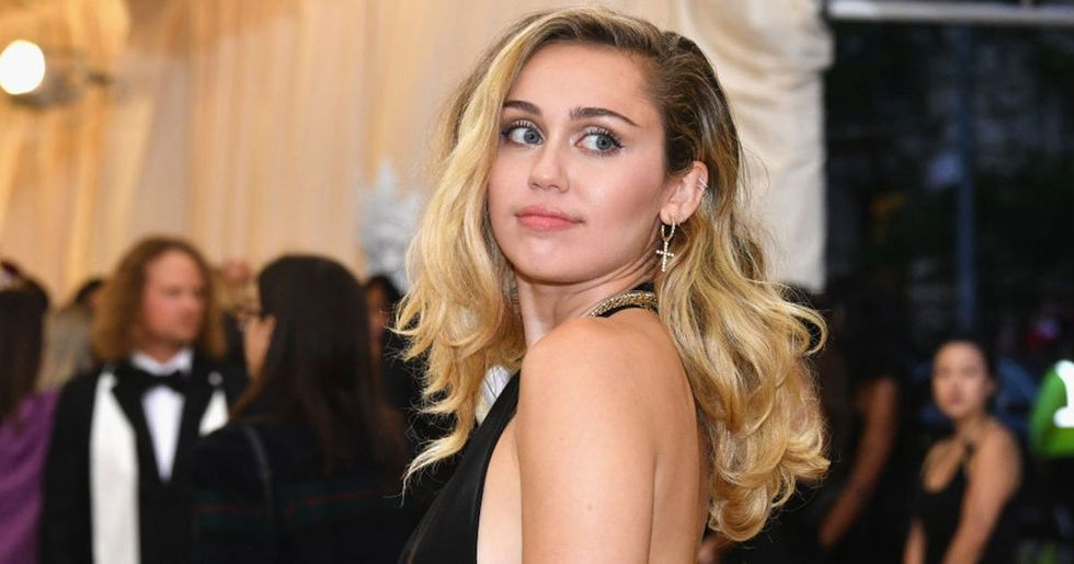 Miley Cyrus' T-Shirt Causes Outrage