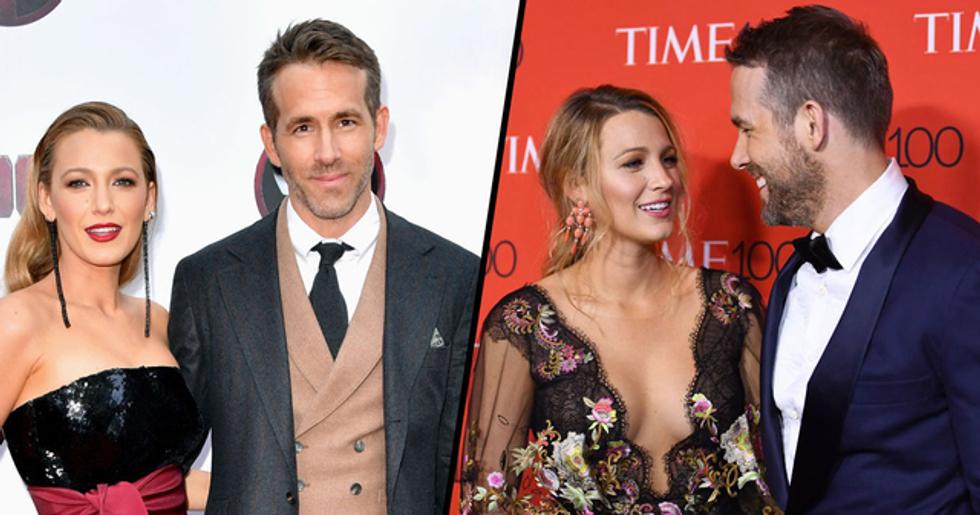 Blake Lively Brilliantly Trolls Ryan Reynolds With Birthday Post