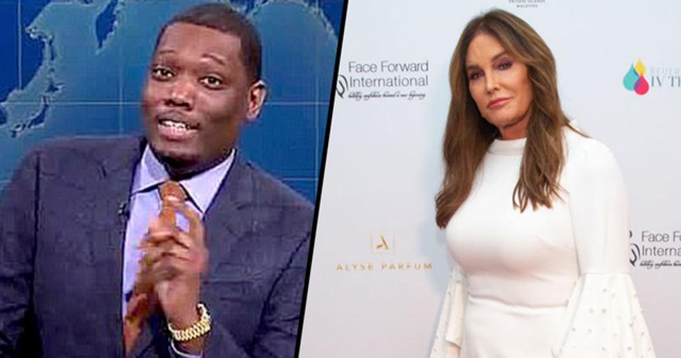 'SNL' Host Slammed for 'Awful' Transphobic Joke About Caitlyn Jenner