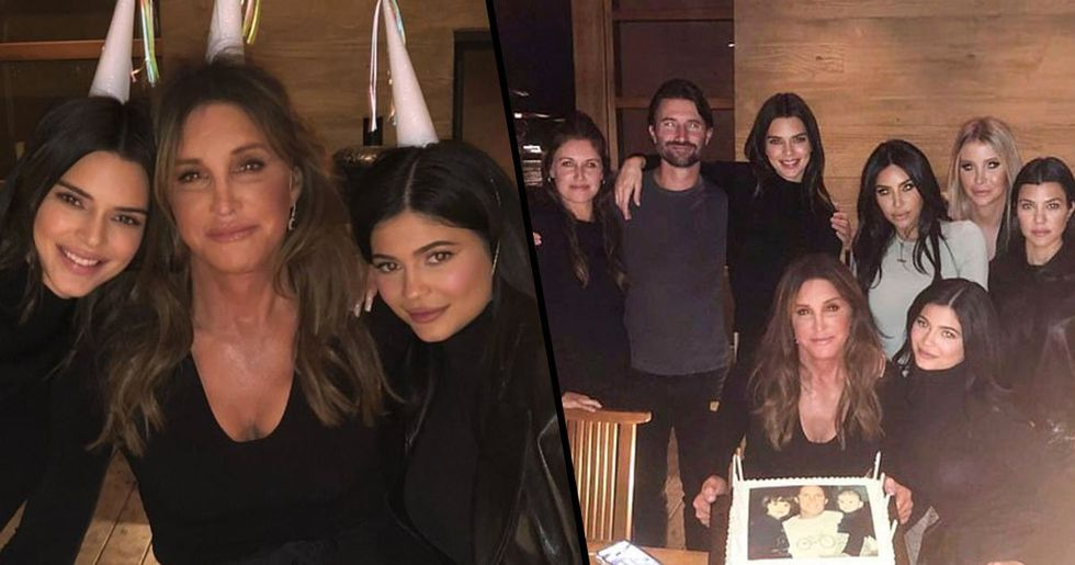 Caitlyn Jenner Celebrates Her Birthday with Family, Fans in Awe When They Found out Her Age