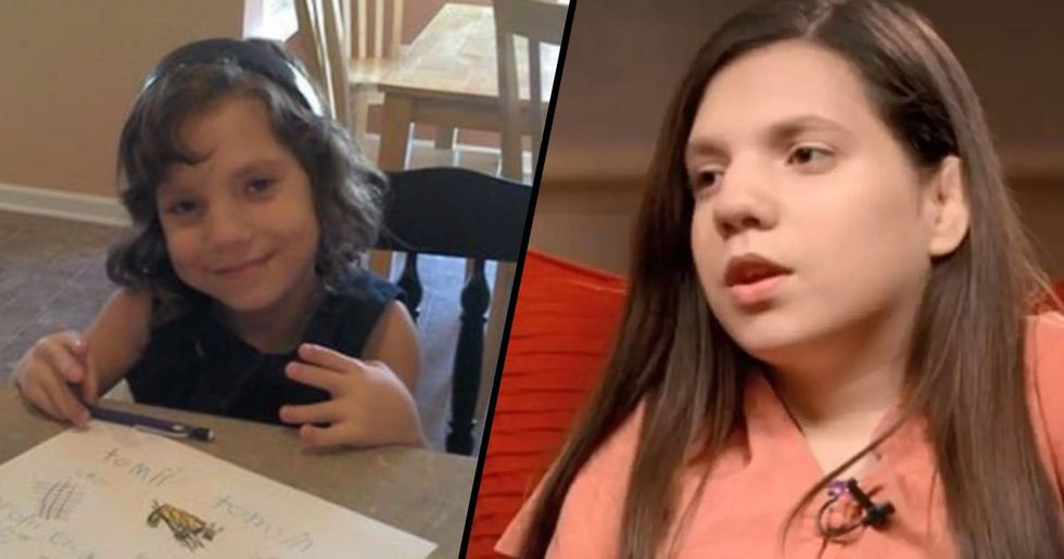 9-Year-Old Ukrainian Dwarf Child Who 'Tried to Kill Adoptive Mom' Speaks out for First Time