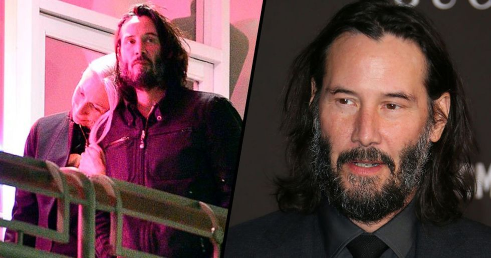 Keanu Reeves Lived Alone in Hotels After Baby and Partner Died, Now He Has Found Love Again