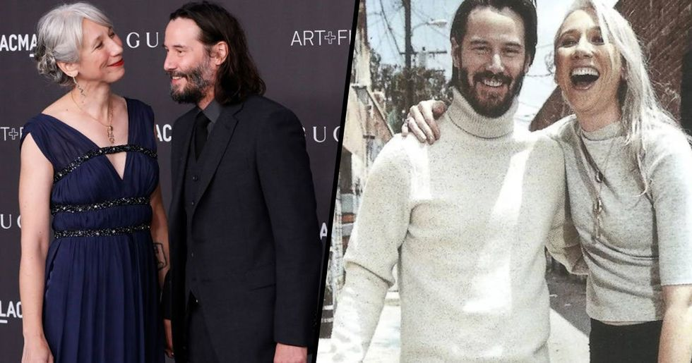 Keanu Reeves Now Ready to 'Openly Share His Life' With New Girlfriend
