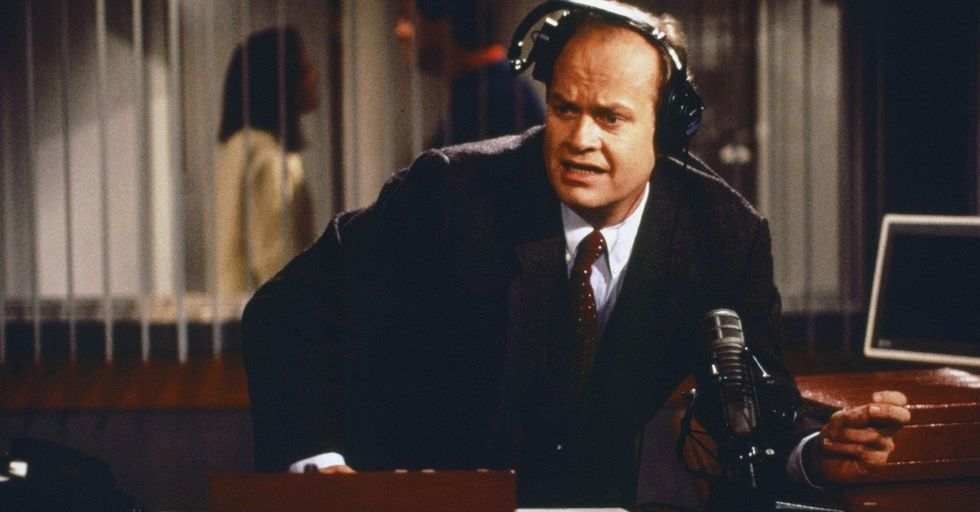 Kelsey Grammer Just Teased a 'Frasier' Comeback and We Are so Excited