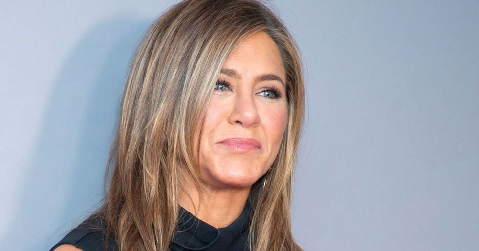 Jennifer Aniston's Makeup-Free Instagram Was Stunning
