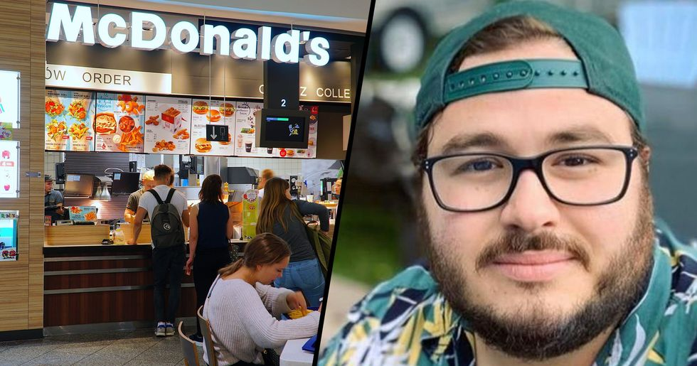 Ex McDonald's Worker Hailed a Hero After Admitting to Putting an Extra Nugget in Every Box