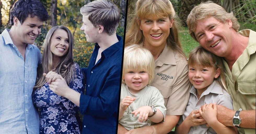 Steve Irwin's Son Says He's 'Honored' to Walk Sister Down the Aisle