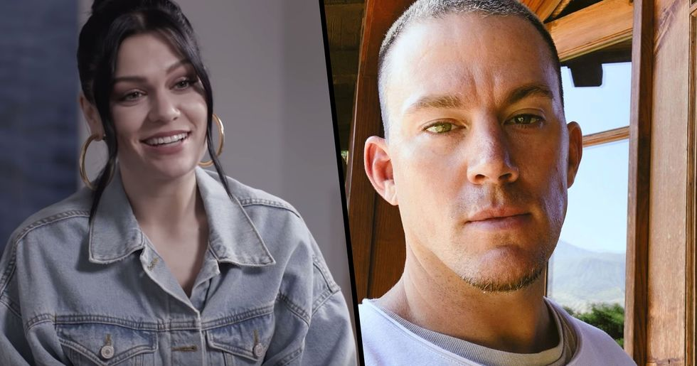 Jessie J Reveals How Channing Tatum Slid Into Her DMs