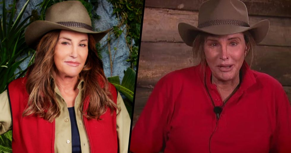 Caitlyn Jenner's 23-Year-Old Partner Shocked To See Her Break Down On Live TV