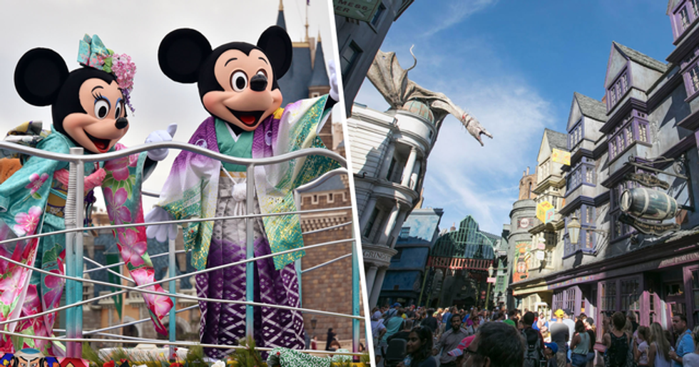 Adults Can Pay Kids Prices at Walt Disney World and Universal Studios for 2020