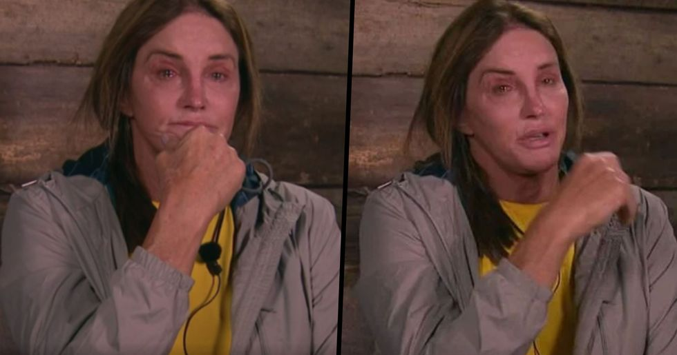 Caitlyn Jenner Breaks Down on 'I'm a Celebrity... Get Me Out of Here'