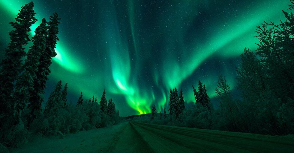 Solar Storm Will Create Northern Lights Over U.S. and Canada Today