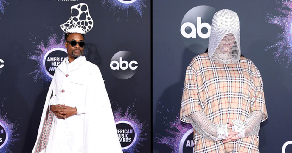 All The Best and Worst Dressed Celebrities From The AMAs