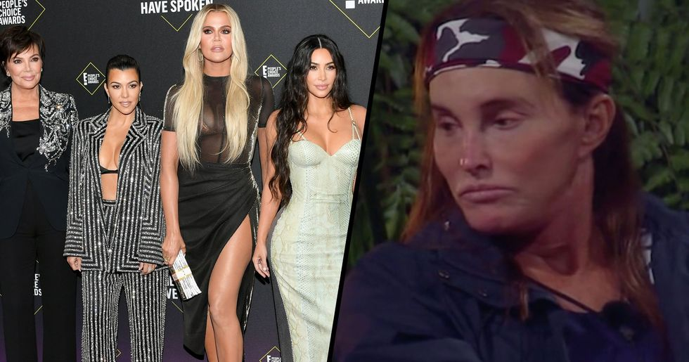 Caitlyn Jenner 'Could Face Huge Fines' for Exposing Kardashian Family Secrets on 'I'm a Celebrity'