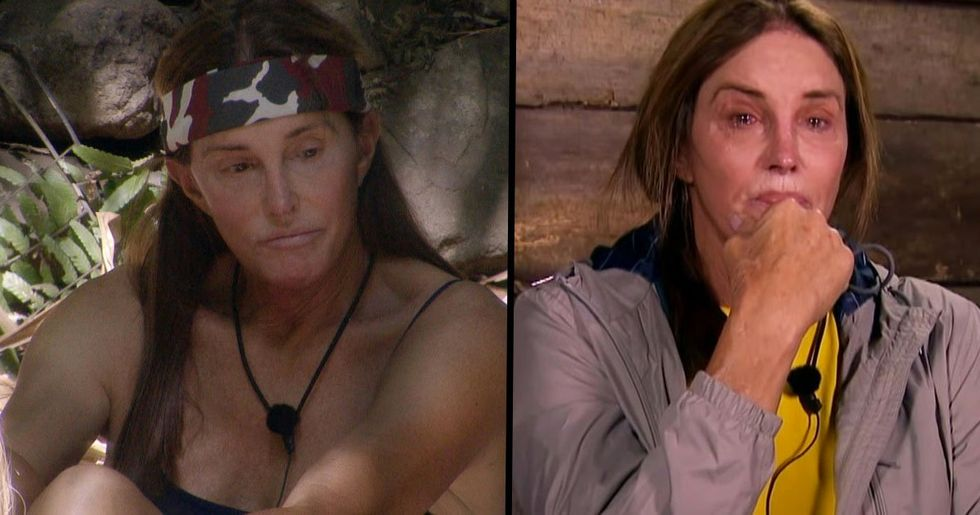 Caitlyn Jenner Faces Punishment On 'I'm A Celeb' After Breaking The Rules